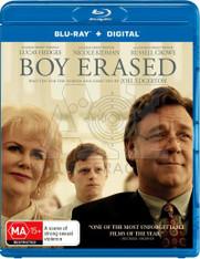 Boy Erased Blu-ray