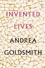 Invented Lives - signed by the author