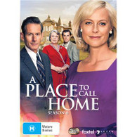 A Place To Call Home - Season 6 DVD