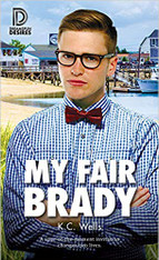 My Fair Brady : 76 (Dreamspun Desires)