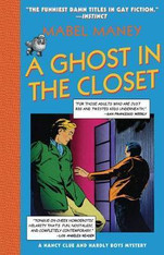 A Ghost in the Closet : A Nancy Clue and Hardly Boys Mystery