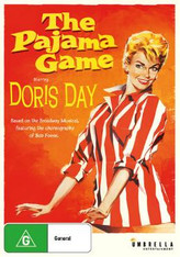 The Pajama Game DVD