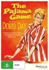 The Pajama Game DVD