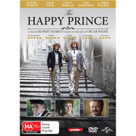 The Happy Prince DVD