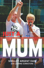 Just  a Mum - signed by the author