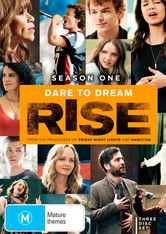 Rise Season 1 DVD