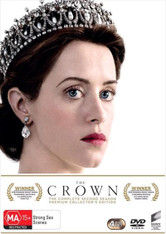 The Crown Season Two DVD ( Premium Collector's Edition)
