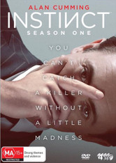 Instinct Season One DVD