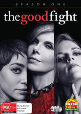 The Good Fight Season One DVD