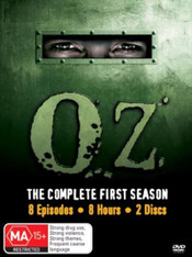 Oz Season One DVD
