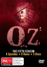 Oz Season Five DVD