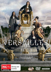 Versailles Season Three DVD