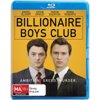 Billionaire Boys Club Blu-Ray