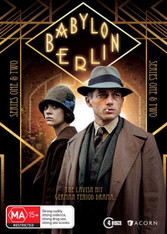 Babylon Berlin Series One and Two DVD