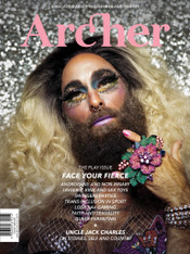 Archer Magazine #12 ( The Play Issue )