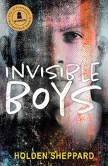 Invisible Boys - signed by the author