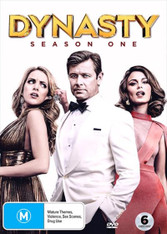Dynasty (Reboot) Season One DVD