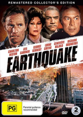 Earthquake DVD