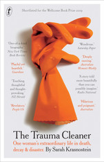 The Trauma Cleaner (paperback)