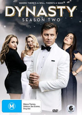 Dynasty (Reboot) Season Two DVD