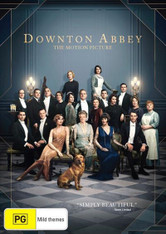 Downton Abbey The Motion Picture DVD