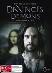 Da Vinci's Demons - Season 1 & 2 Boxset DVD