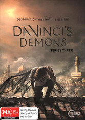 Da Vinci's Demons Season 3 DVD
