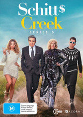 Schitt's Creek Season Five DVD