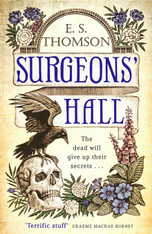 Surgeons Hall (Jem Flockhart Book #4)