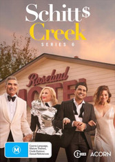 Schitt's Creek Season Six DVD