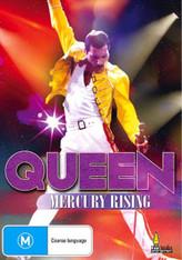 Queen: Mercury Rising DVD