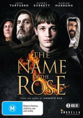 The Name of the Rose (2019 TV series) DVD
