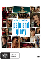 Pain and Glory DVD