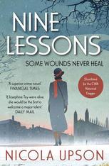 Nine Lessons (Josephine Tey Mystery #7)