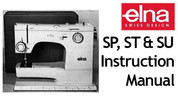 Buy your Elna SP, ST, or SU Sewing, Machine, User, Instruction, Manual, Handbook, Download Online at Bargain Box