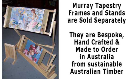 Buy your sustainable, all Australian, Murray Tapestry, No Sew, No Sag, Canvas and Crosstitch Frames and Stands online at Bargain Box