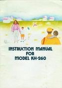 Buy your Brother KH260 Knitting Machine, User, Instruction, Manual, Handbook, Download Online at Bargain Box
