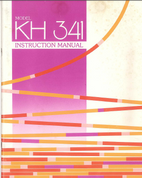 Buy your Brother KH341 Knitting Machine, User, Instruction, Manual, Handbook, Download Online at Bargain Box