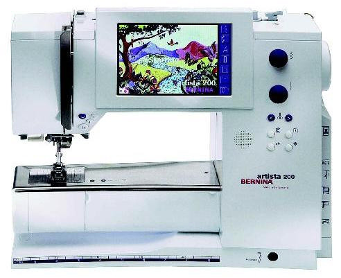 Buy your Bernina Artista 200 Replacement LCD Touchscreen, Includes