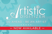 Buy your NEW Janome Artistic Digitizer Software, it replaces MBXv5 with LOADS of new features !
