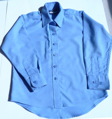 Midford Boys School Blue Classic School Shirt