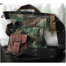 Tool belt that holds your tools and necessities on you while having your hands free and available!