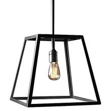 Filament Pendant Light