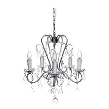 Deanna 5 Arm Chandelier
