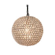 Round Crystal Ball Chandelier