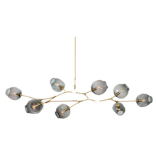 Replica Branching Bubble Chandelier - 9 Light
