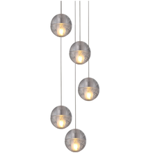 Replica Bocci 14.5 Five LED Pendant Chandelier On