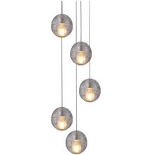 Replica Bocci 14.5 Five LED Pendant Chandelier On