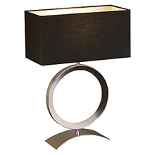 Delta Black Table Lamp by Viore Design