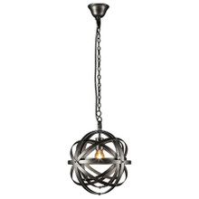 Michelangelo Silver Hanging Pendant Lamp